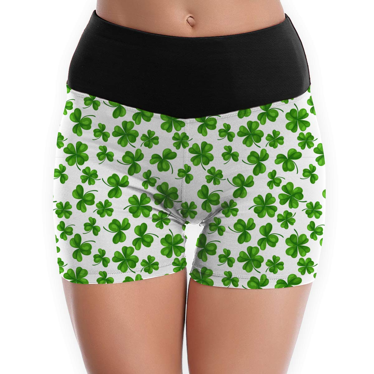 Amazon.com: Womens High Waist My First St Patricks Day ...