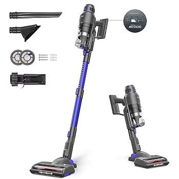 MOOSOO K20 Cordless Vacuum Cleaner