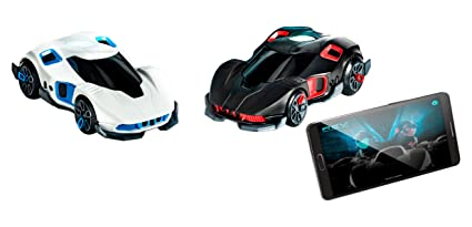 Amazon Com Wowwee Robotic Enhanced Vehicles R E V 2 Pack Toys