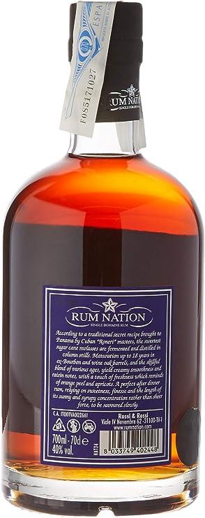 Ron Nation Panama 18 Years Solera 2016 40% 70 cl