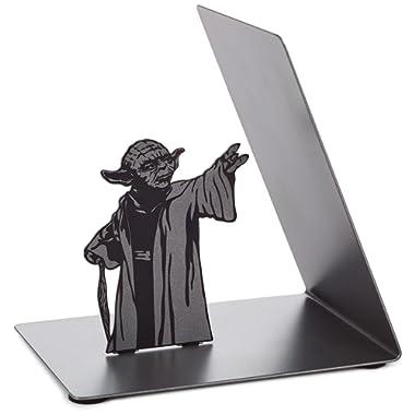 Hallmark Star Wars Yoda Metal Bookend Desk Accessories Movies & TV; Sci-Fi