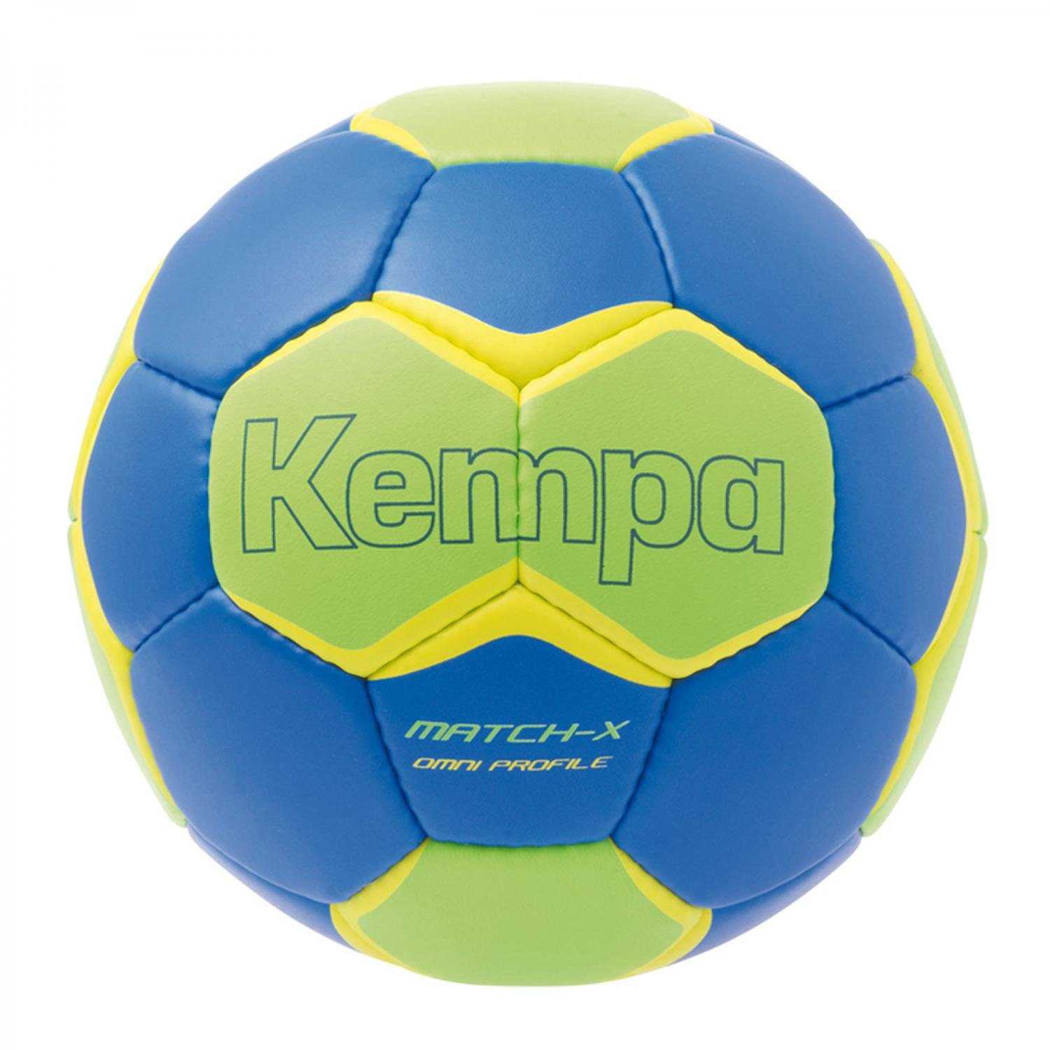 Kempa Handball Match-X Omni Profile - Pelota de Balonmano, Color ...