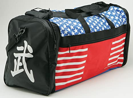 2052b17b4cd Amazon.com   Taekwondo Sparring Gear Martial Arts Gear Equipment Bag ...