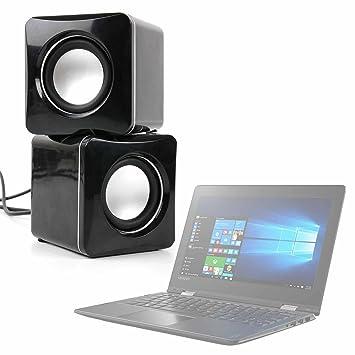 DURAGADGET Altavoces Compactos para Portátil Lenovo Yoga 310 ...