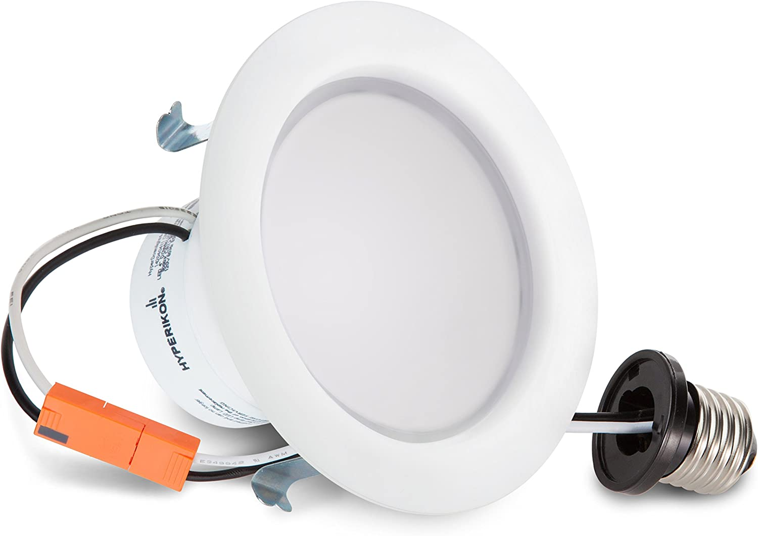 Hyperikon 4 Inch LED Recessed Lighting, 9W (65 Watt Replacement), Dimmable Downlight, 4000K Daylight