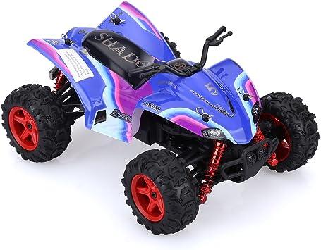 GPTOYS S609 - Vehículo Coche Camion RC 2.4Ghz 40Km/h ATV (Sistema ...