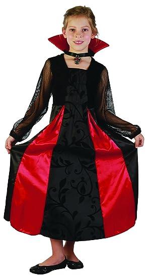AñosAmazon Niña Vampiro De Juegos Para 7 Y 9 Disfraz esJuguetes Ifm7yb6gYv