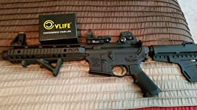 It's a great reflex sight for the price