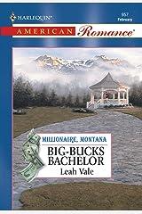 BIG-BUCKS BACHELOR Kindle Edition