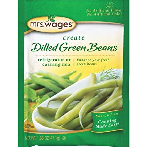 Mrs. Wages Dilled Green Bean Mix