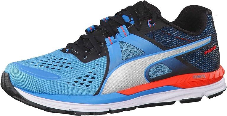 Puma 188517 - Zapatillas de Atletismo de Sintético Hombre, Azul ...