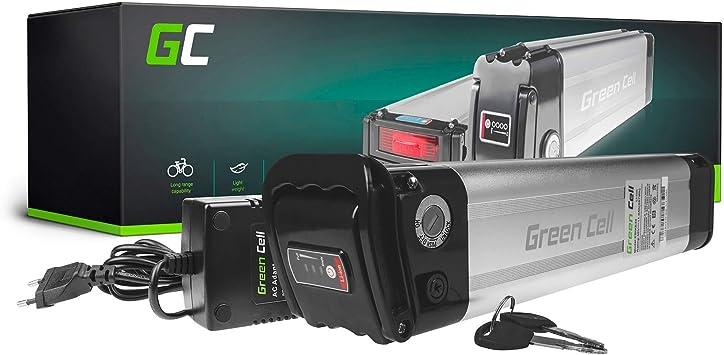 Green Cell Ebike - Batería para Bicicleta eléctrica (48 V, 11,6 Ah ...
