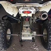 Amazon.com: Evomosa 28 LED motocicleta ATV trasero freno luz ...