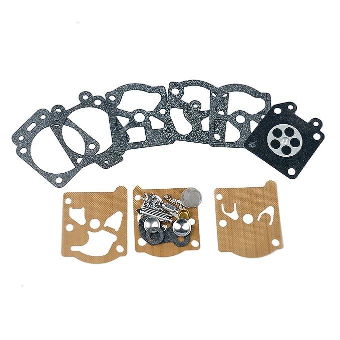 HIPA Carburador Rebuild Kit k20-wat para carburador Walbro Echo ...