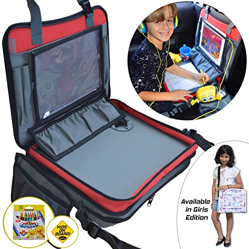 Autozon Kids Travel Tray 3 in 1