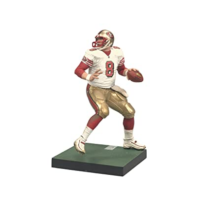 McFarlane Toys NFL Legends Series 6 - Steve Young Action Figure: Toys & Games