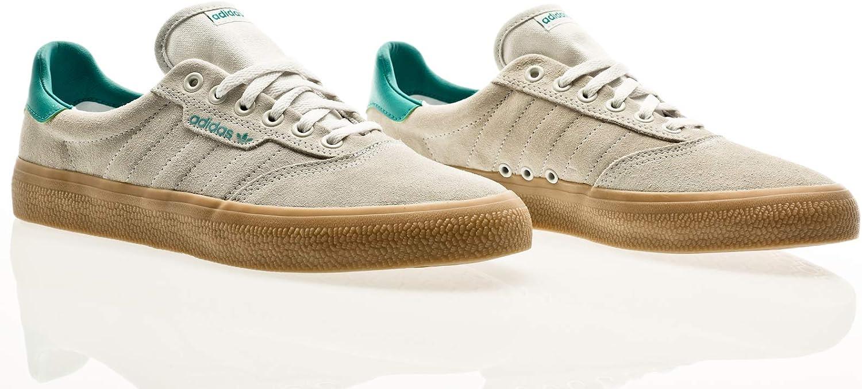 adidas 3mc Sneaker voor volwassenen Chalk White Glory Green Gum4