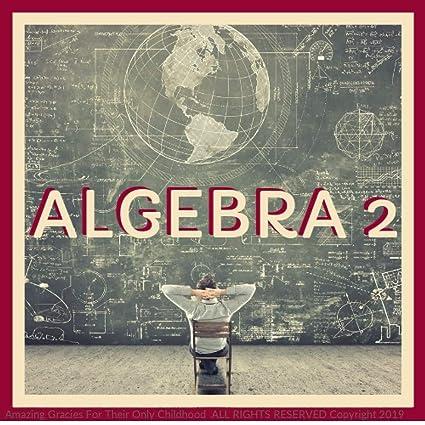 Amazon com: The Cambridge Academy Algebra 2 (10-12): Toys