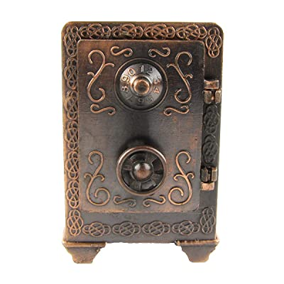 Treasure Gurus 1:24 1/2 Scale Miniature Money Safe Dollhouse/Diorama Accessory Pencil Sharpener: Toys & Games