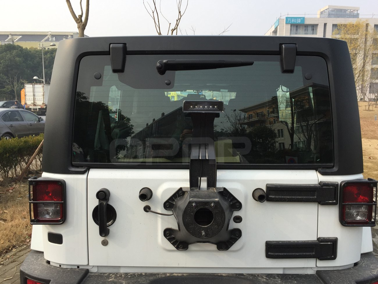 Opar Led Third Brake Light For 07 18 Jeep Wrangler Fuse Box 2000 Tj Unlimited Jk Automotive