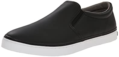 Cole Haan Men's Falmouth 2 Gore Slip-On Fashion Sneaker, Black, ...