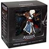 Assassin´s Creed IV Black Flag Statue Edward Kenway Figur The Assassin Pirate 24 cm + Bonusinhalte Videospiel