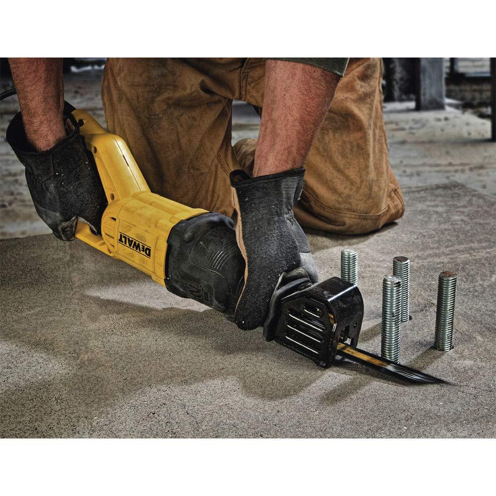 Dewalt 12a Corded Reciprocating Saw (DWE305) - (Certified Refurbished) by DEWALT (Image #5)