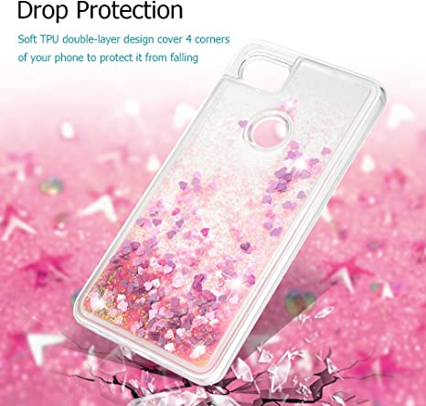 ZCXG Funda Para iPhone 8 PlusGlitter Funda Libro con Tapa Glitter