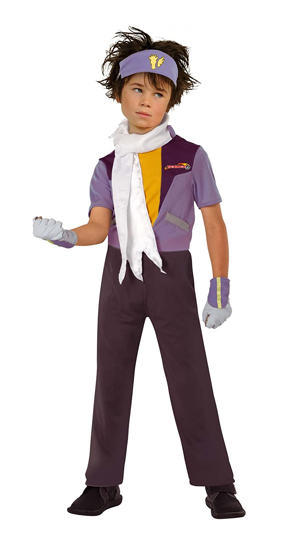 Nelvana D883-002 - Disfraz de aviador para niño (8 años): Amazon ...