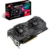 ASUS ROG Strix Radeon RX570 O8G Gaming GDDR5 DP...