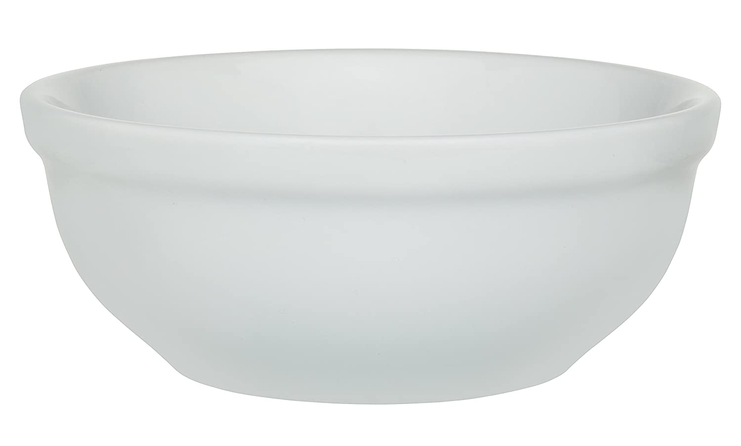 Fine White Porcelain 16-ounces NT792-HIC Set of 4 HIC Chili Soup and Cereal Bowls