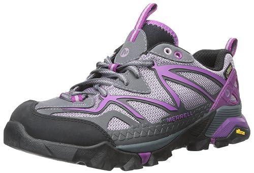 Merrell Capra Sport Gore-Tex de Excursiã³n el Zapato: Amazon.es: Zapatos y complementos