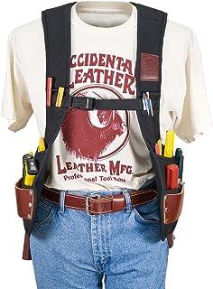 4f44e2937e6 Amazon.com  Occidental Leather 9020B Oxy Nylon Suspenders - Black ...