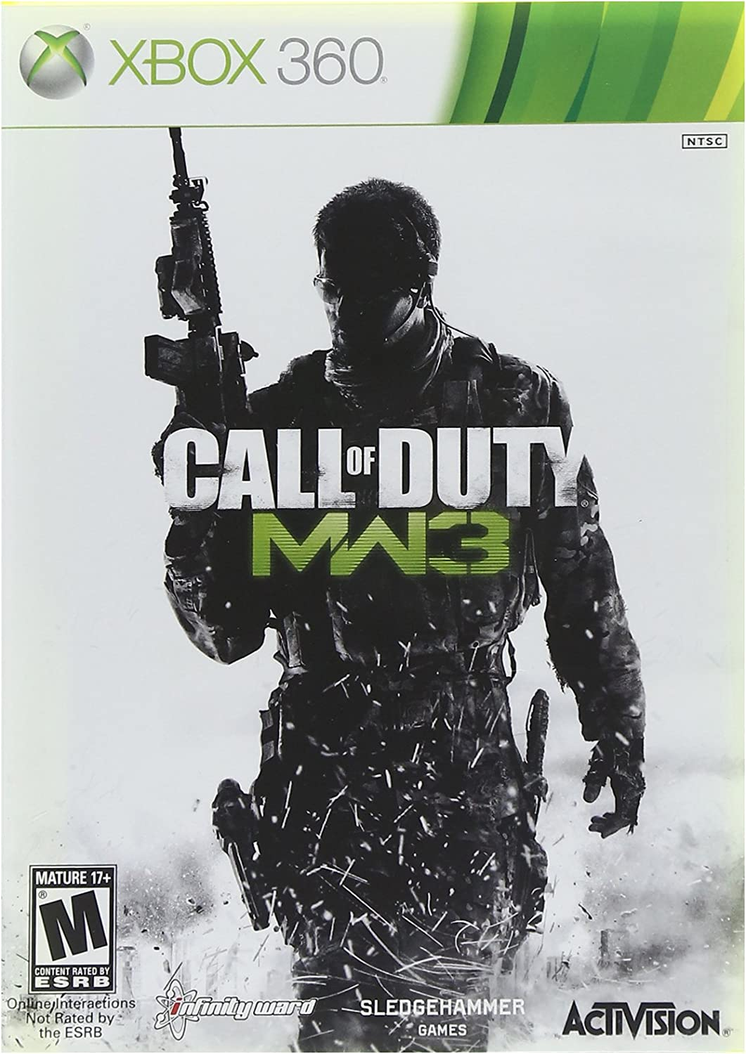 Amazon.com: Call of Duty: Modern Warfare 3 - Xbox 360: Video ...
