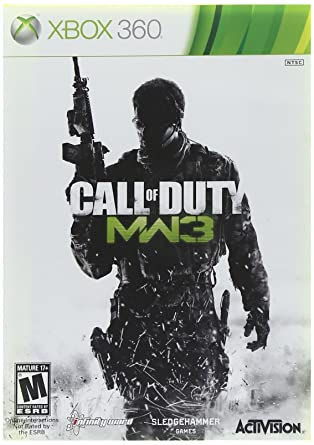 Amazon Com Call Of Duty Modern Warfare 3 Xbox 360 Video Games