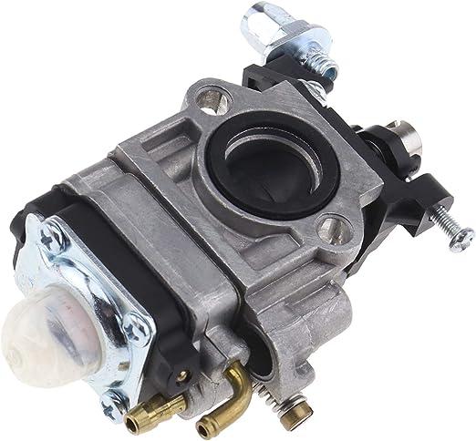 Create Idea Carburador de 15 mm para cortacésped ATV, desbrozadora ...