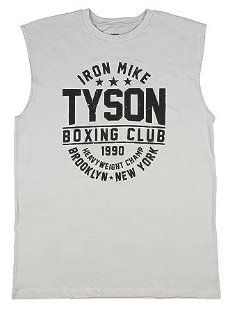 723223ccd Amazon.com  Iron Mike Tyson Boxing Club Sleeveless Muscle Shirt ...