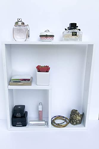 Amazon Wooden Bathroom Organizer Bathroom Shelf Perfume