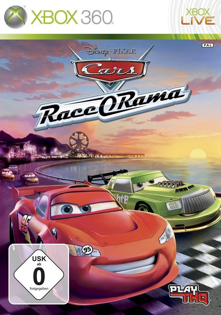 THQ Cars Race-O-Rama - Juego: Amazon.es: Videojuegos