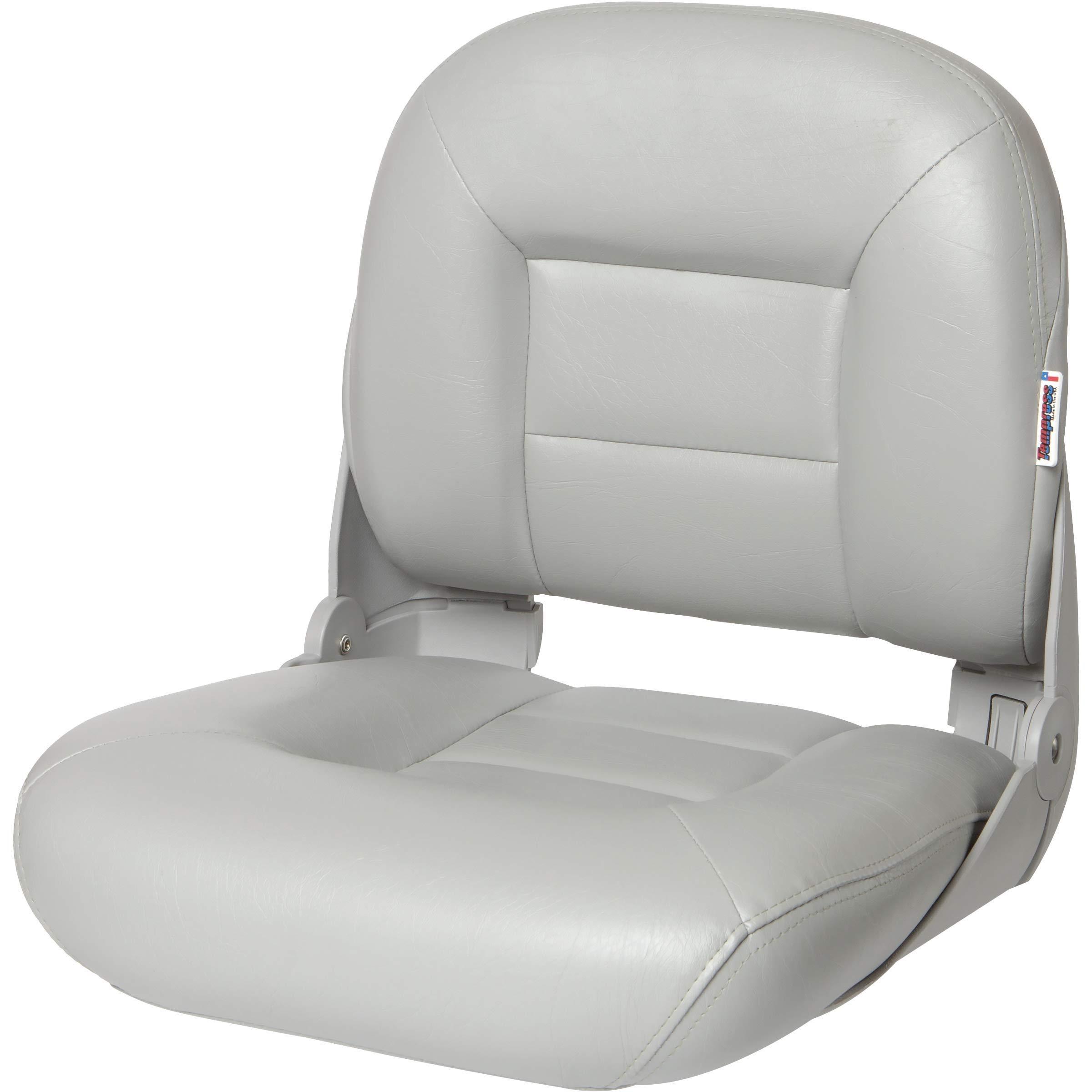 Tempress NaviStyle Low Back Seat, Gray by Tempress