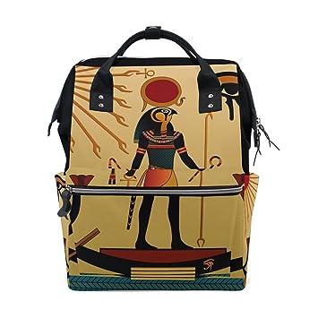 Amazon.com: Egipcio decoración bolsa de mamá madre bolsa de ...