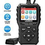 LAUNCH Code Reader OBD2 Scanner CR529 Scan Tool Enhanced Universal Automotive Scanner to Turn Off Check Engine Light…