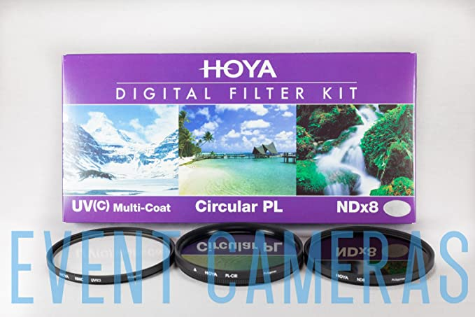 Multi-Coated Digital Lens Filter 46mm Inov8 Circular Polarising CPL
