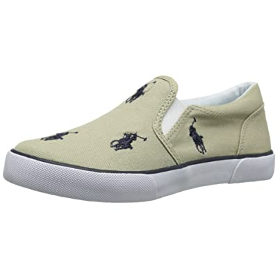 Polo Ralph Lauren Kids Bal Harbour RPT Slip-On Sneaker (Toddler/Little Kid) | Sneakers