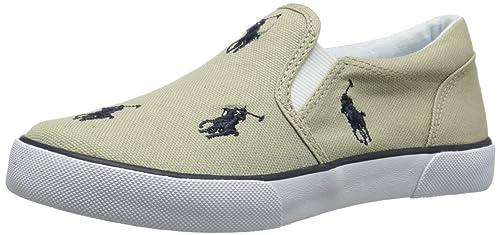 Niños de Polo Ralph Lauren Bal Harbour RPT Slip-On Zapatillas ...