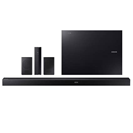 Amazon.com  Samsung KM57C 5.1-Channel 460W Bluetooth Soundbar w ... 8f7198974f7d