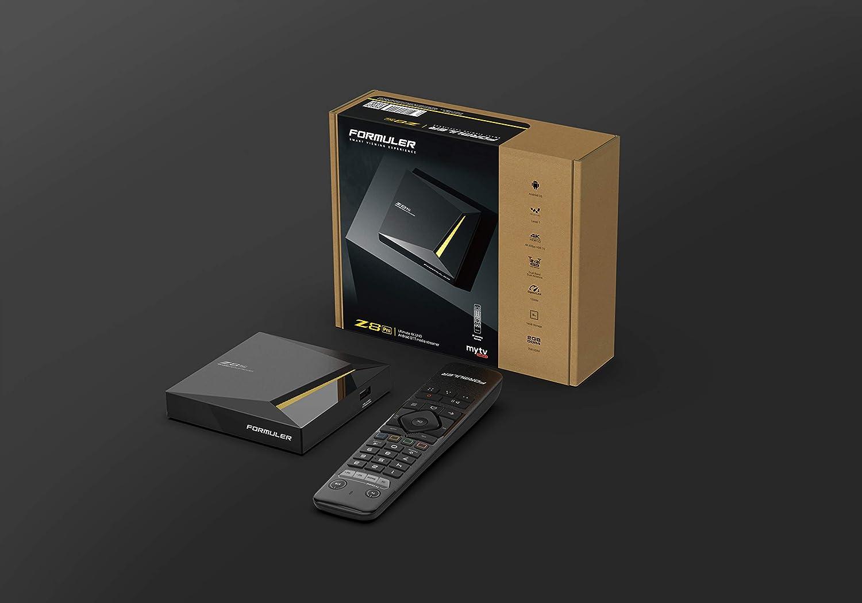 Formuler Z8 Pro 4k Multimedia Set Top Box With Android Elektronik