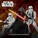 Star Wars Episode VII - 2017 Calendar 12 x 12in