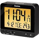 Hama 00113966 Réveil radio piloté RC 550
