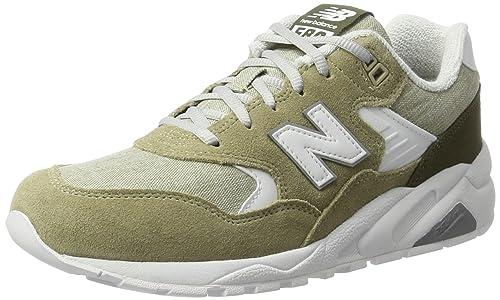 New Balance MRT580, Botines para Hombre, Plateado (Silver), 41.5 EU: Amazon.es: Zapatos y complementos